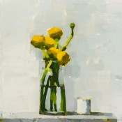 "Stanley Bielen ""The Artist's Shelf"""